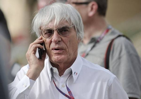 Formula One Management's Bernie Ecclestone apparently might not be able to save the famed Nürburgring racing circuit